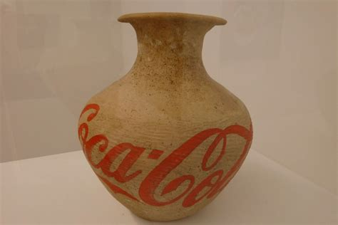 Ai Weiwei Breaking Vase by Ai Weiwei Coca Cola Vase Pictures To Pin On