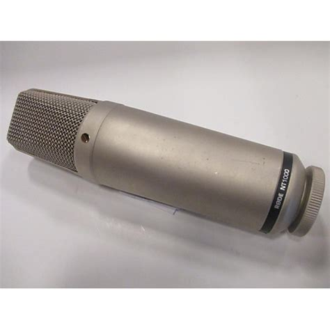 condenser microphone uses used rode microphones nt1000 condenser microphone guitar center