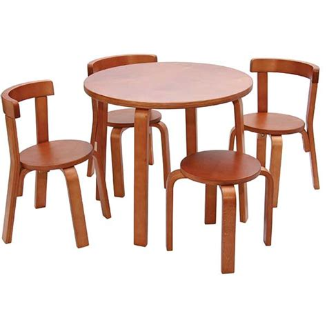 Child Table And Chairs by Table And Chair Set Svan