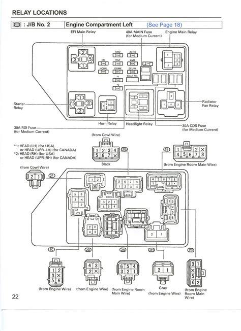 1990 Toyota 3 0 Engine Diagram Downloaddescargar Com