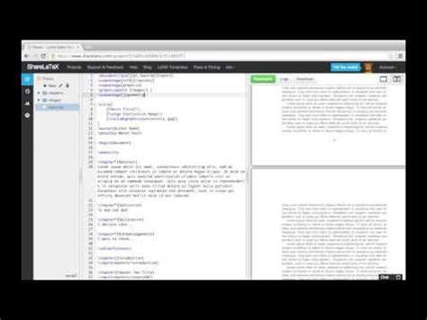 latex tutorial texworks latex tutorial 10 inserting images into your document