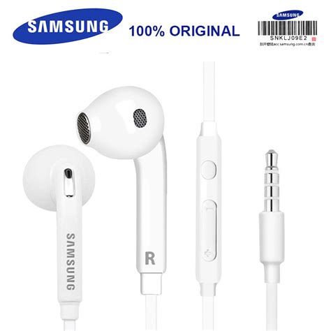 Headset Samsung Eg920 samsung earphone eo eg920 wired headsets with mic 3 5mm in ear stereo sport earphones for