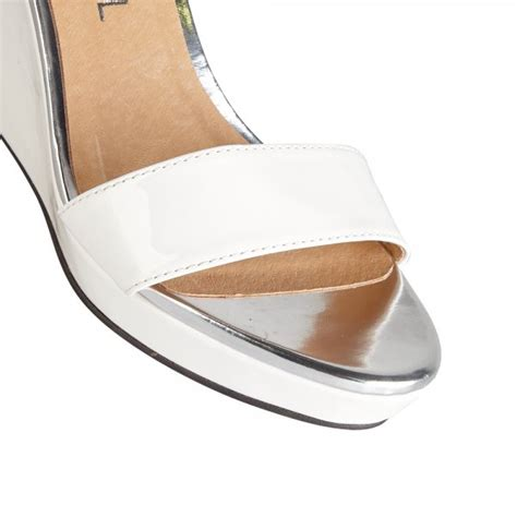 where to buy sandals buy ravel amaryllis wedge sandals in white