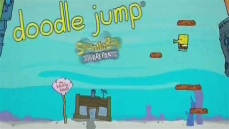 doodle doodle spongebob song spongebob squarepants doodle jump tv commercial ispot tv