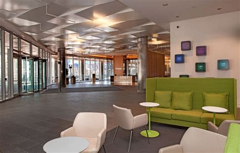 Fidelity Office by Lobby At One Of Our Boston M Fidelity Investments