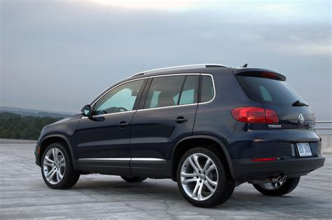 how successful is the vw tiguan autos post
