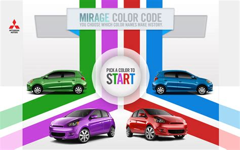 Mirage Color 2014 mitsubishi mirage paint color naming contest start page photo 7