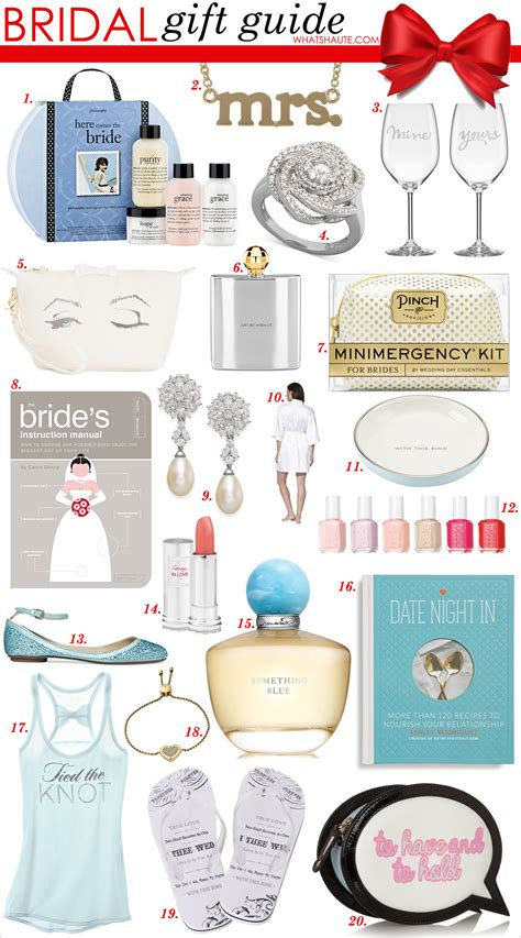 Haute Gift Guide The Gift Of Sleep by 2015 Bridal Gift Guide What S Haute