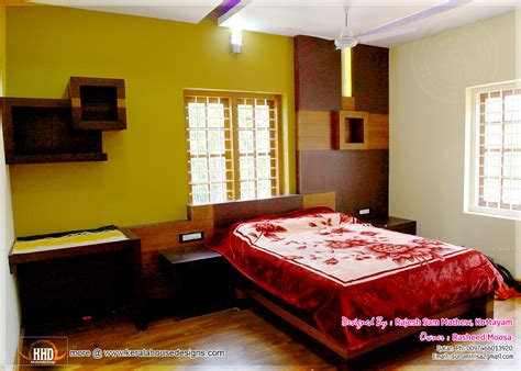 Interior Decoration For Small Bedroom by Small Bedroom Interior Design In Kerala Www Redglobalmx Org