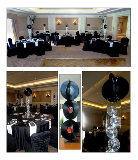 themed music events rock n roll music event decor theme party and wedding