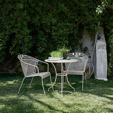 Kettler Bistro Table Lewis Henley By Kettler 2 Seater Garden Bistro Table Designd Uk