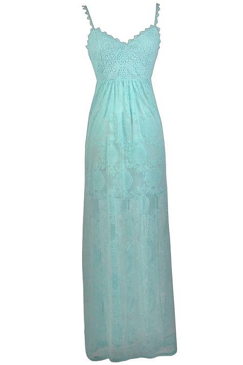 Longdress Maxy Dominic aqua lace maxi dress maxi dress boho lace maxi dress lace dress aqua summer dress