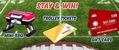 Tailgate Sweepstakes - san diego football sweepstakes at san diego rv