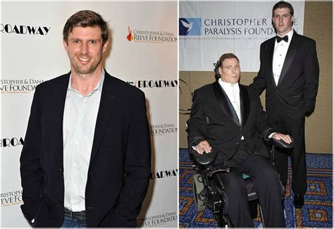 christopher reeve brother award winning superman actor christopher reeve and his