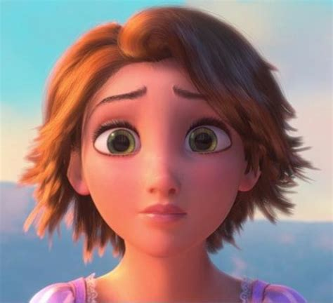 Rapunzels Short Haircut | which hairsyle is better poll results disney princess
