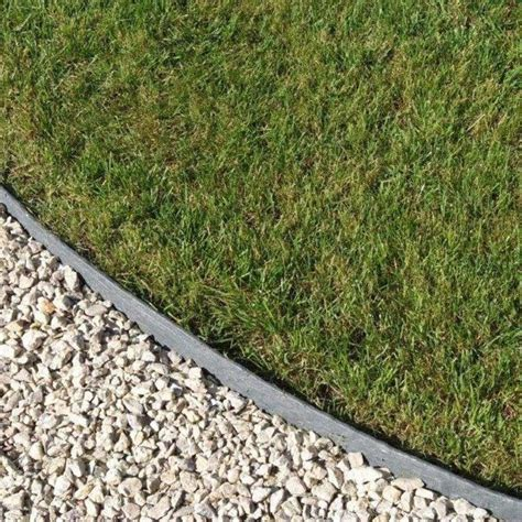 25m ECOedge Plastic Lawn Edging H14cm on Sale   Fast