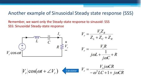 response of capacitor to ac ac steady state analysis