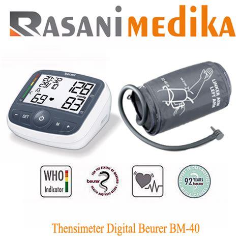 Tensimeter Digital Di Toko Bandung tensimeter digital beurer bm40 rasani medika
