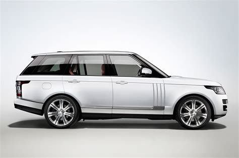 range rover side 2014 range rover autobiography black edition truckin