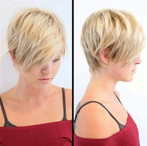 trendy long pixie hairstyles popular haircuts