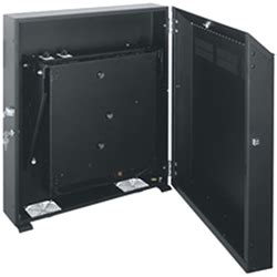 Middle Atlantic Wall Rack by Middle Atlantic Wrs 4 Low Profile 4 Space Wall Mount Rack