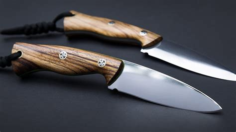 how to make kitchen knives a knife using hobbyist tools