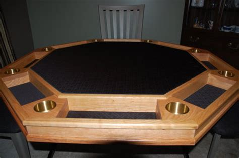 wood poker table plans plans diy   loft