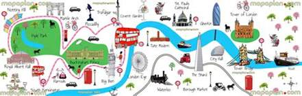 Covent Garden Zone - things to do with kids children london top tourist attractions map images frompo