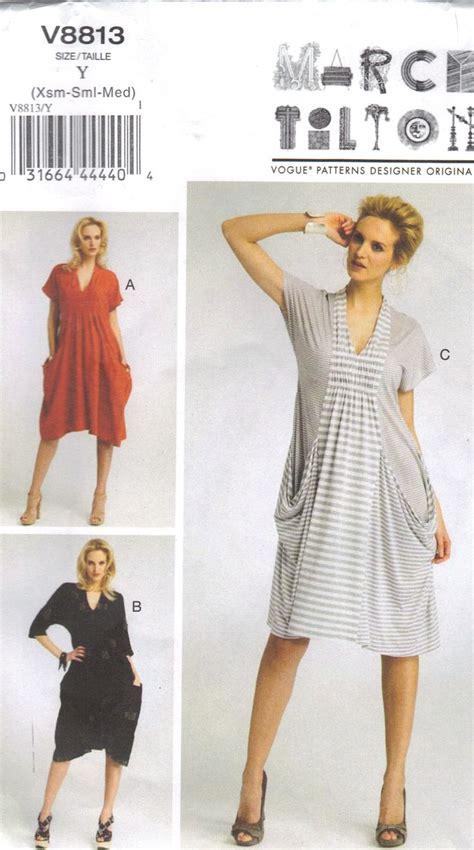 sewing pattern creator vogue 8813 another lagenlook garment hourglass