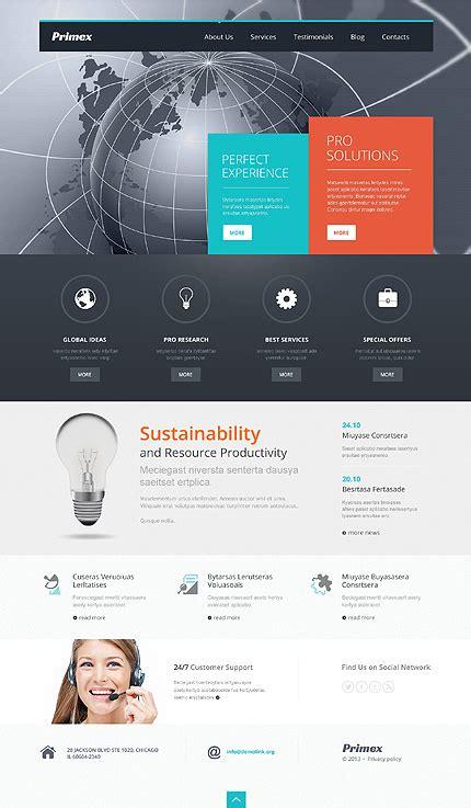 asp net reports web site template primex business responsive theme