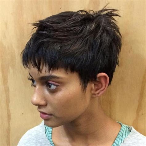 pixies for thick hair 2070 best images about haircuts on pinterest short bob