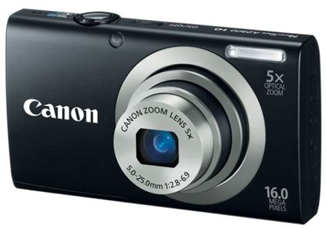 Baru Kamera Digital Canon Powershot A2300 canon powershot a2300 reviews and ratings techspot