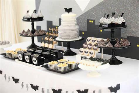Party Themes Modern | kara s party ideas 187 modern batman birthday party via kara