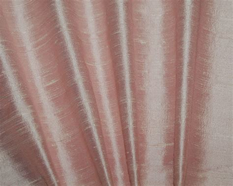 pink silk curtains ice pink silk dupioni drapes curtains dreamdrapes com