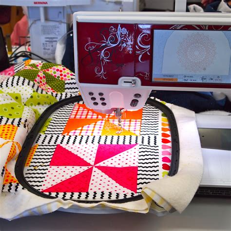 Machine Embroidery Quilting In The Hoop 301 moved permanently