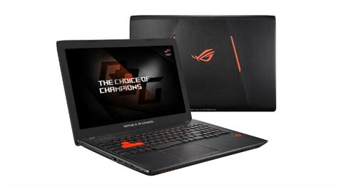 Asus Laptop For Gaming Specs asus rog strix gl553 gaming laptop launched in india specs features and price the indian express