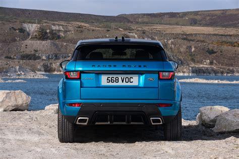 range rover family range rover landmark special edition joins the evoque