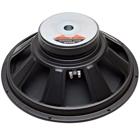 Speaker Woofer Acr Pro pair of 15 quot woofers speakers drivers pa dj replacement reverb
