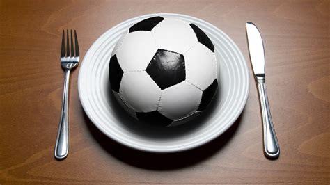 alimentazione pre partita calcio l alimentazione calciatore proposta per il periodo
