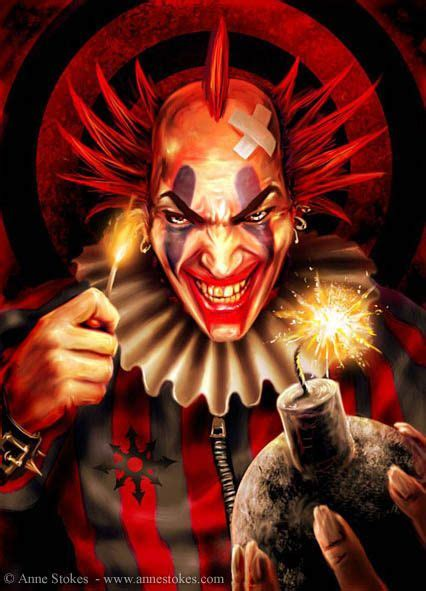 25 Best Ideas About Evil by 25 Best Ideas About Evil Clown Tattoos On