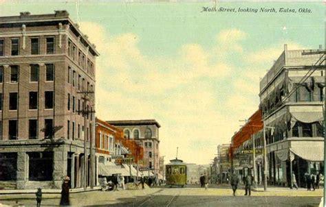 postcards from tulsa county oklahoma