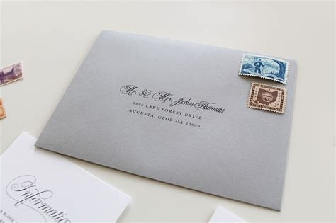 Charlotte Wedding Invitations Traditional Wedding Tied Two Wedding Invitation Envelope Template