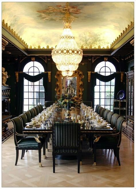 grand dining room for the home