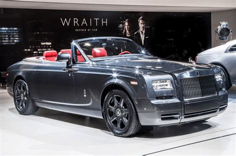 2016 Rolls Royce Phantom Sedan Specs And Review Blog