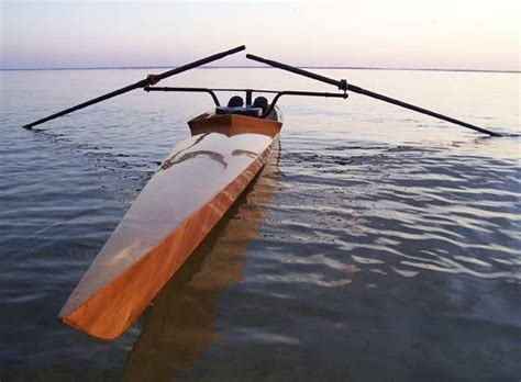 ocean sculling boat single rowing scull rowing rowing shell rowing