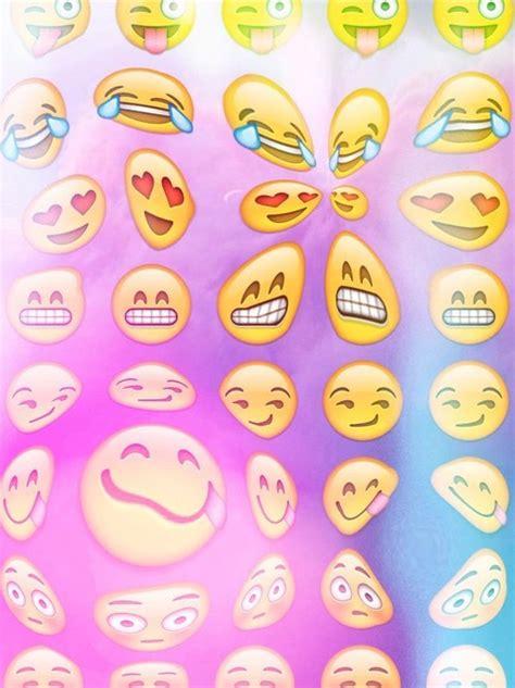 colorful emoji wallpaper wallpaper image 3059790 by ksenia l on favim com