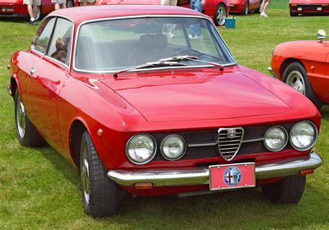Alfa Romeo Gtv 1750 by 1969 Alfa Romeo Gtv 1750 Front Angle