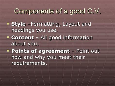 Cv Writing Skills by Cv Writing Skills