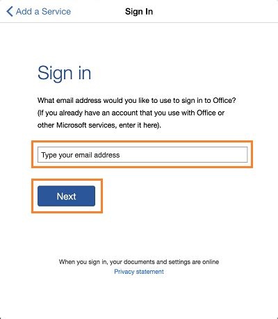 format email on iphone installation and setup procedures for microsoft office on