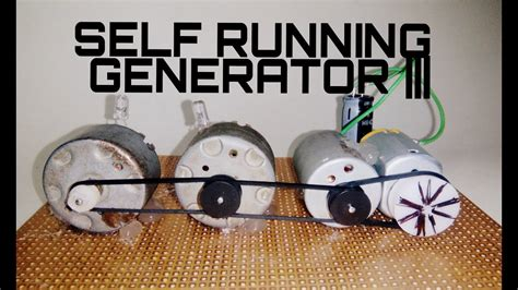 self running generator free energy using 3 dynamo